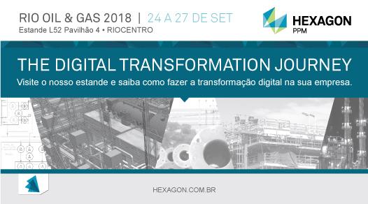 Hexagon na Rio Oil & Gas 2018